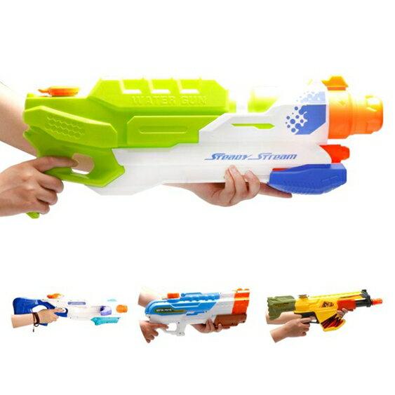 超大兒童水槍玩具抽拉式潑水節神器成人沙灘打水仗搶噴水呲水槍 臺北日光