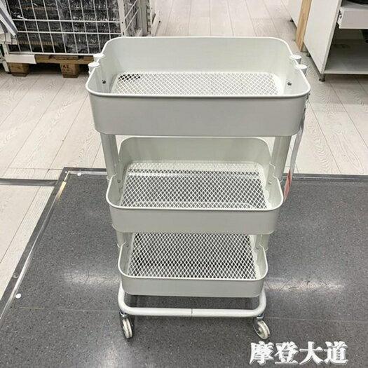 國內代購拉斯克廚房推車浴室置物架子餐車小推車行動多層