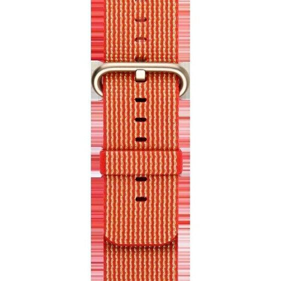 錶帶沃倫卡 iwatch3尼龍錶帶蘋果手錶 apple watch錶帶男女原裝38/42 全館免運