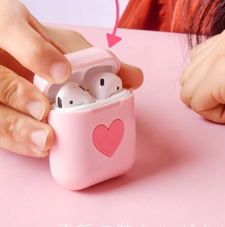 保護套    AirPods保護套蘋果藍芽無線耳機盒配件充電防塵塞硅膠 英賽爾3C數碼店 - 限時優惠好康折扣