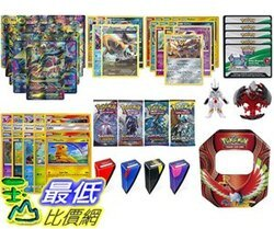 [107美國直購] 寵物小精靈 Pokemon MEGA Card and Figure Collection - 1 MEGA CARD AND 1 POKEMON FIGURE GUARANTEED