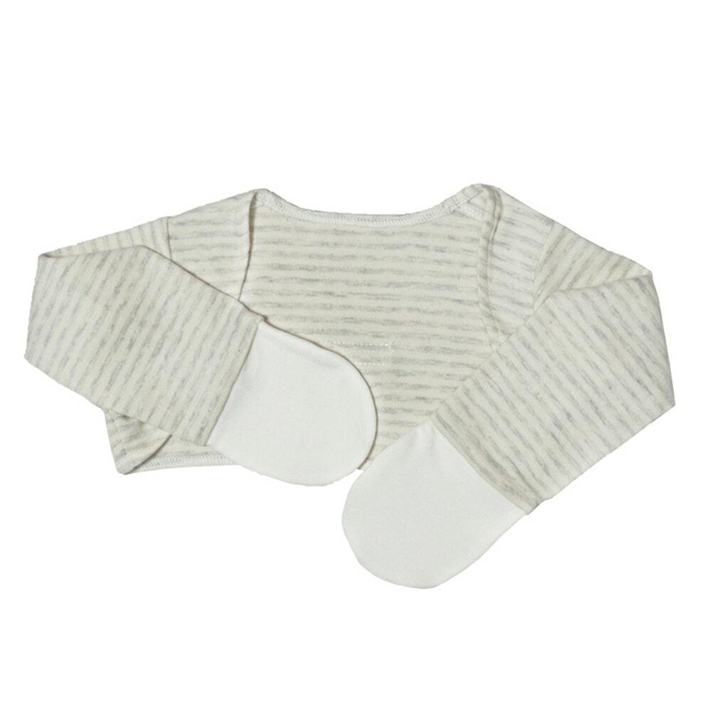 【樂活動】MIT鋅纖維抗敏-防抓袖套背心 4