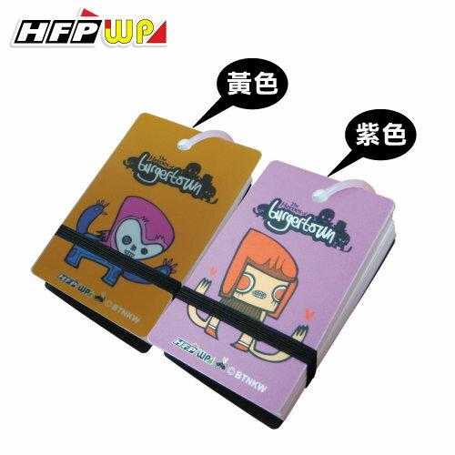 HFPWP 單字本 Burgertown 名師設計精品 環保材質 非大陸貨 BTNKW / 本