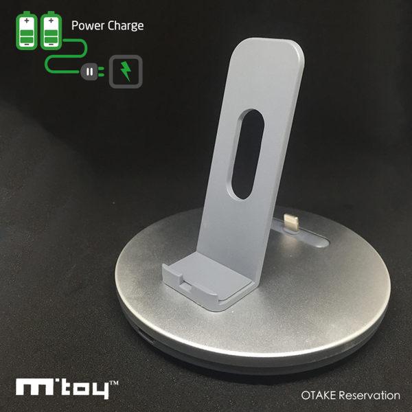 鋁合金 充電傳輸 底座 支架 手機充電座 可當充電線 傳輸線【AD0006】安卓 Iphone