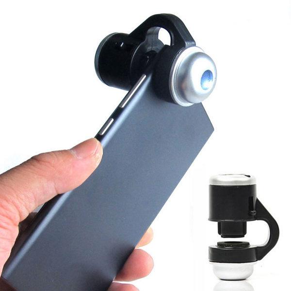手機鏡頭 顯微鏡 微距 一秒變身光學顯微鏡!【BB0028】大男孩的玩具!30X 超微!