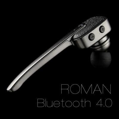 樂邁 金屬 高階藍芽耳機4.0 商務休閒超高電力 A2DP 藍牙耳機 A2DP 一對二 M