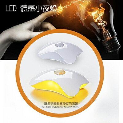 創意家居 時尚 LED 體感 光控 小夜燈 床頭燈 嬰兒房燈 樓梯燈 開關燈 充電式