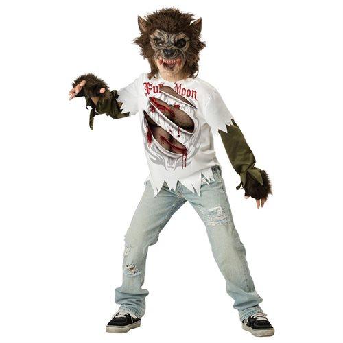 Werewolf Child Costume 0