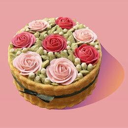 五月印象 ★ 栗子桂花蛋糕 6吋