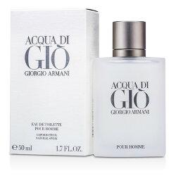 Giorgio Armani 亞曼尼 寄情水男性淡香水 ACQUA DI GIO  50ml/1.7oz
