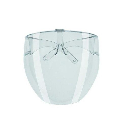 (5入一組) 全罩式防疫透明面罩 盒裝 防疫眼鏡 護目鏡 面鏡 防飛沫面鏡 面罩 防飛沫 橘魔法 現貨【p0061226660906】