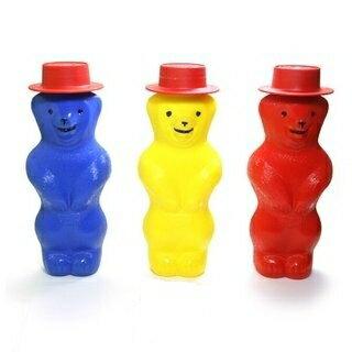 【限時特惠$699】德國【Pustefix】神奇泡泡熊180ml(3瓶)【顏色隨機-售完為止】 1