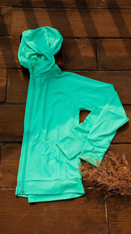 女外套*女裝*機能外套【防蚊防曬女外套*騎機車的防護衣*便宜,輕便,時髦流行*大號的男性也可穿】 5