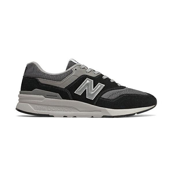 【NEW BALANCE】NB 997H 休閒鞋 復古鞋 灰 黑 男鞋 -CM997HBKD