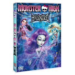 精靈高中:鬧鬼 Monster High: Haunted (DVD)