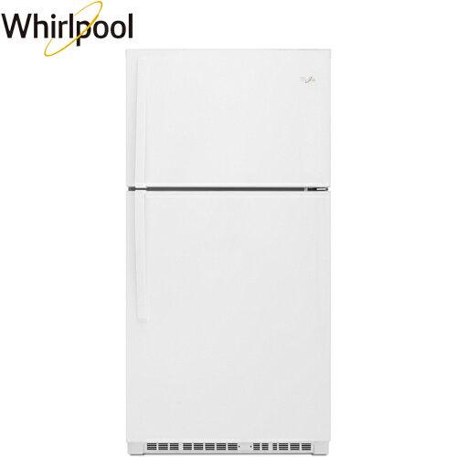 Whirlpool 惠而浦 WRT541SZDW 622L 極智上下門系列冰箱 雙門 白