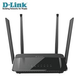 【D-Link 友訊】 DIR-822 AC1200路由器 【加碼送木夾留言小黑板】【三井3C】