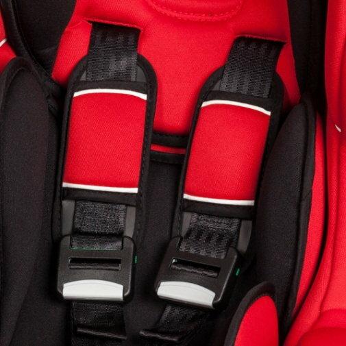 『121婦嬰用品館』 法拉利旗艦0~4歲安全汽座 - 紅色 FB00299 2