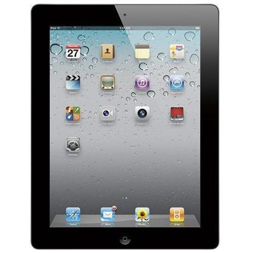 Apple iPad 2 with Wi-Fi 16GB, Black - Reconditioned C Grade