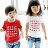 ◆快速出貨◆T恤.情侶裝.班服.MIT台灣製.獨家配對情侶裝.客製化.純棉短T.LOVELY & SWEET【Y0305】可單買.艾咪E舖 1