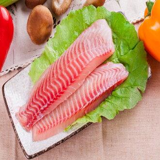 台灣鯛魚片約450克/份