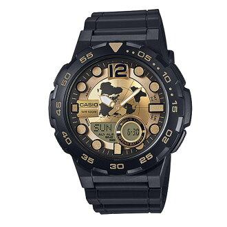 CASIO 超強電力電子錶/AEQ-100BW-9AVDF