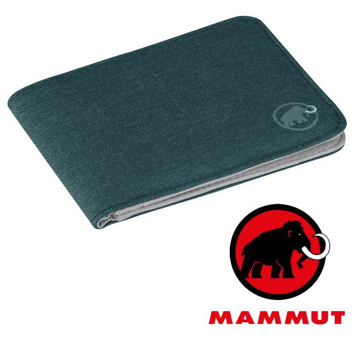 【鄉野情戶外用品店】Mammut 長毛象 |瑞士| Flap Wallet 錢包/皮夾/00710-5851