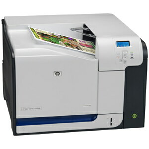 HP LaserJet CP3525DN Printer - Color - 1200 x 600 dpi - USB, Network - Gigabit Ethernet - Mac, PC 3