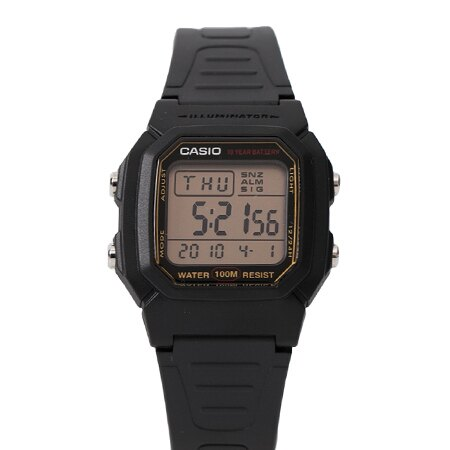 CASIO卡西歐 實用多功能休閒運動腕錶 十年電力系列 100米防水 柒彩年代【NE1806】原廠公司貨 - 限時優惠好康折扣