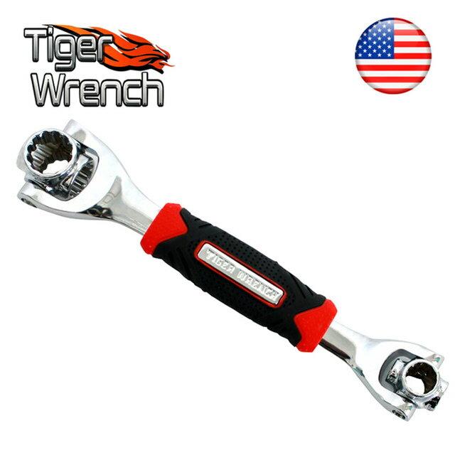 美國Tiger wrench 48合1萬用套筒扳手神器(新一代)-獨家總代理 5