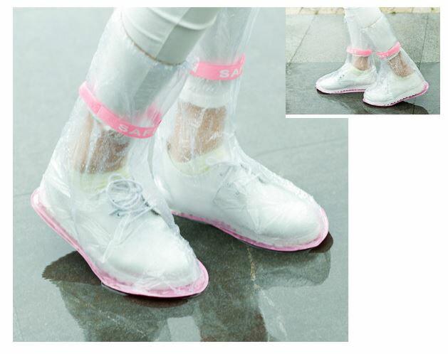 【省錢博士】戶外旅遊加厚防滑雨鞋套  /  超強防水高筒雨套 1