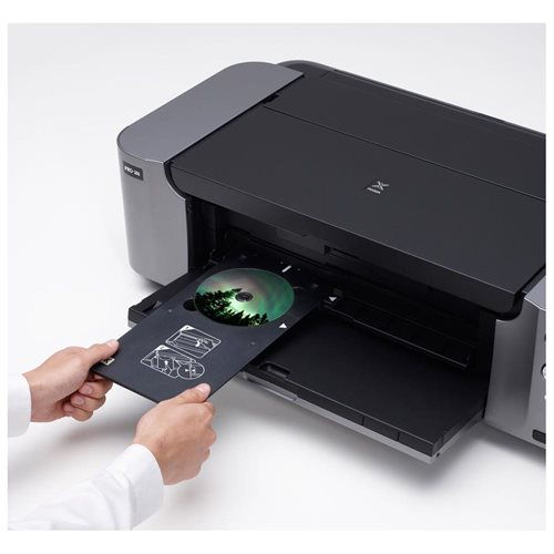 Canon PIXMA Pro Pro-100 Inkjet Printer - Color - 4800 x 2400 dpi Print - Photo/Disc Print - Desktop - 2 ipm Color Print (ISO) - 51 Second Photo - 170 sheets Standard Input Capacity - Ethernet - Wireless LAN - USB - PictBridge 3