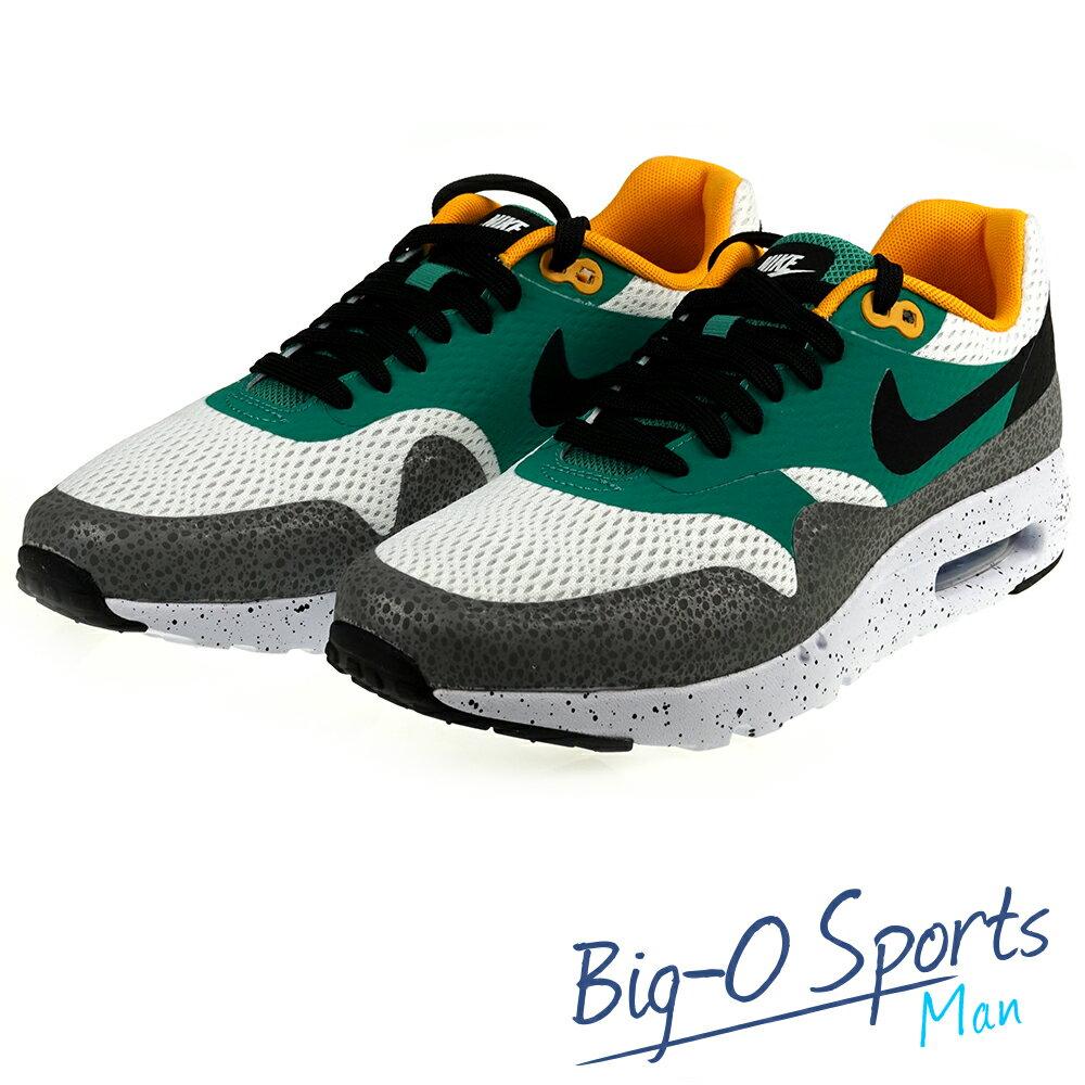 NIKE 耐吉 NIKE AIR MAX 1 ULTRA ESSENTIAL 休閒運動鞋 男 819476103 Big-O Sports