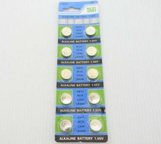 【一卡10顆售】鈕扣電池AG13 LR44w水銀電池 357A電池 CX44鈕扣水銀 電池 青蛙燈氣嘴燈把塞燈小鈕扣