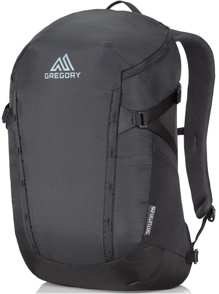 Gregory SATUMA 26 健行旅行背包/電腦包/運動背包/多功能夾層背包 74480 0651 黑