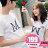 T恤 情侶裝 客製化 MIT台灣製純棉短T 班服◆快速出貨◆獨家配對情侶裝.星空MW LOVE【YC586】可單買.艾咪E舖 0