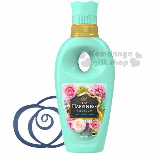 〔小禮堂〕P&G寶僑 日製香水柔軟精《淺藍.花.560ml》水果雞尾酒花香