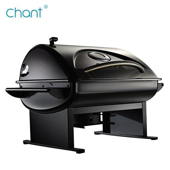 chant便攜小型燒烤爐家用木炭無煙戶外燒烤架子野外烤肉工具迷你 MKS