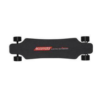 ECOMOBI新款電動滑板四輪成人無線遙控雙驅長板小魚板高速代步車  MKS宜