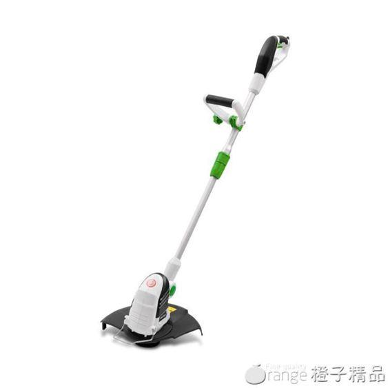 亞特家用小型電動割草機打草機剪草機除草機割草神器雜草坪修剪機