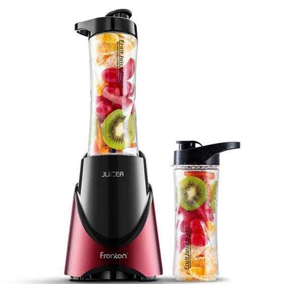 弗朗頓榨汁機家用水果小型多功能便攜式迷你炸汁機電動果汁榨汁杯  ATF