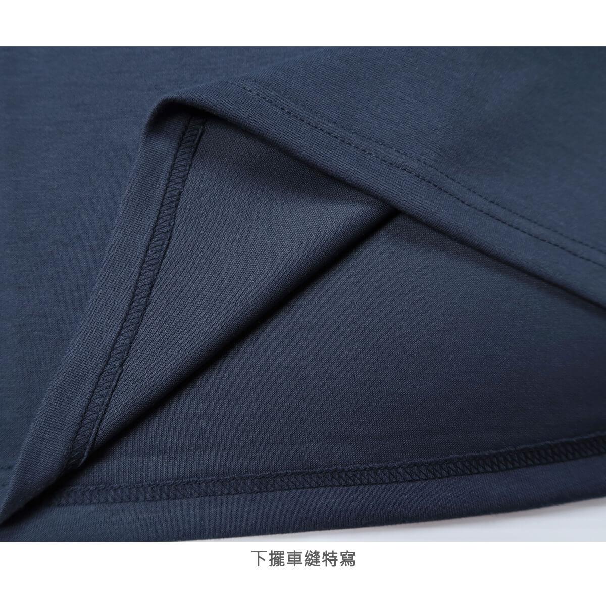 加大尺碼台灣製長袖T恤 哥德體英文字彈性圓領T恤 T-shirt 長袖上衣 休閒長TEE 藍色T恤 黑色T恤 MADE IN TAIWAN NAVY BLUE BIG_AND_TALL (310-0860-08)海軍藍、(310-0860-21)黑色 4L 6L(胸圍52~57英吋) [實體店面保障] sun-e 8