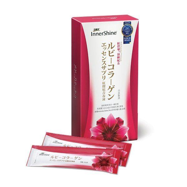白蘭氏紅膠原青春凍15g*10入盒◆德瑞健康家◆