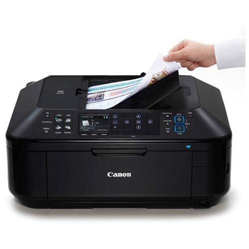 Canon PIXMA MX892 Office Color All-in-One Inkjet - Printer / Copier / Fax / Scanner 2
