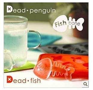 =優生活=可愛動物製冰模具 鴨子 魚骨頭冰格 肥皂模具 巧克力模具
