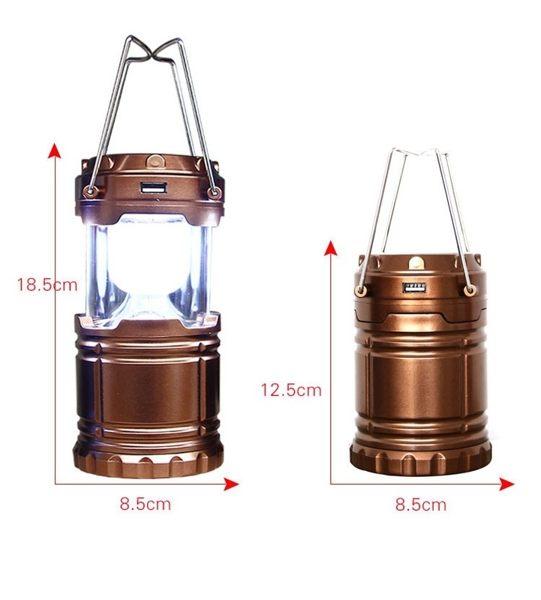 太陽能露營燈 可充電式+手電筒 帳篷 睡袋 燈具 燈條 火爐 手電筒