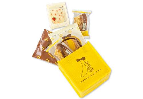 日本代購預購 空運直送  滿600免運 日本東京香蕉綜合包 年輪蛋糕 香蕉法蘭酥 草莓蛋糕 7212