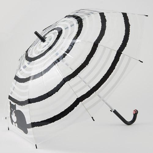 滿600 喵星人 黑貓 貓掌傘 透明傘 長傘 直立傘 704~954