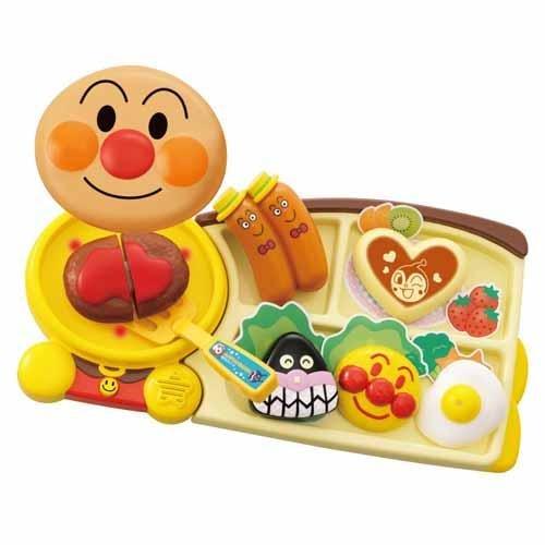 麵包超人 料理餐盤玩具組 廚房料理玩具 707~271