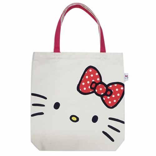 日本代購預購 滿600元免運  三麗鷗 凱蒂貓 KITTY 手提包A4外出包 750-913